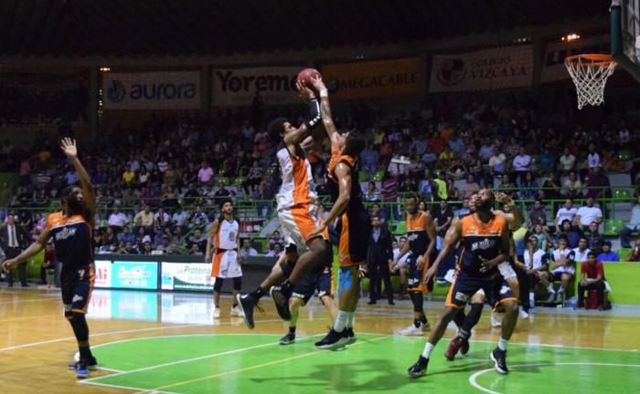 CIBACOPA, Baloncesto: Halcones logra la remontada y elimina al campeón