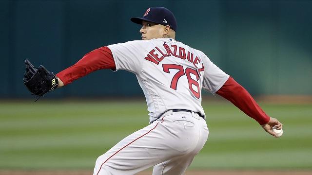 Beisbol, LMB, MLB: Héctor Velázquez regresa con los Medias Rojas de Boston
