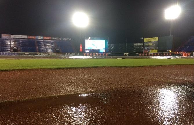 Beisbol, LMB: Se pospone el primero de la serie entre Saraperos y Tigres en Cancún.