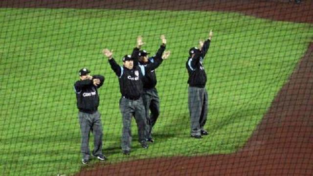 Beisbol, LMB: Debido a la lluvia, queda pospuesto el inicio de la serie entre Vaqueros y Bravos