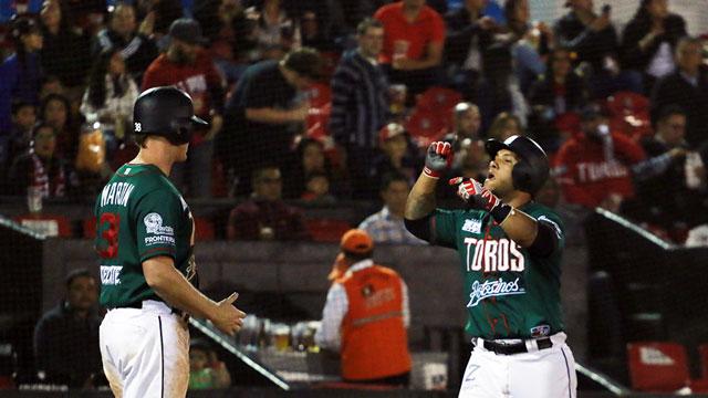 Beisbol, LMB: Toros apaleó a Vaqueros para nivelar la serie en el Gasmart