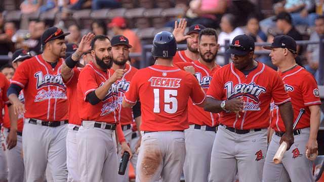 Beisbol, LMB: Bravos se impuso con score apretado para igualar serie a Vaqueros