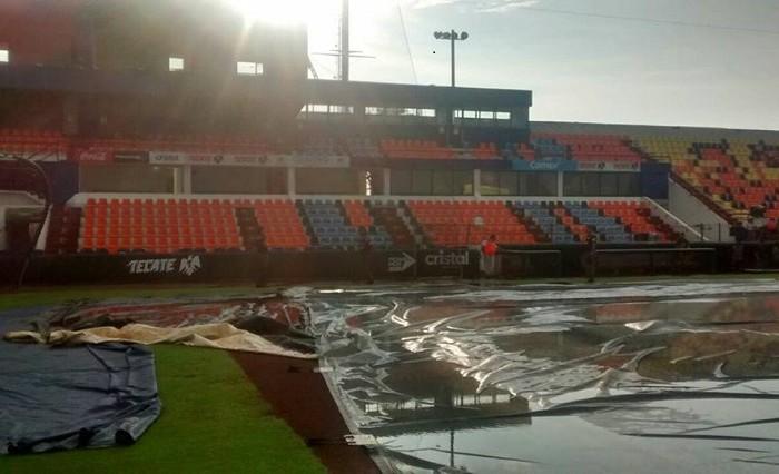 Beisbol, LMB: Siguen sin poder jugar en Cancún.