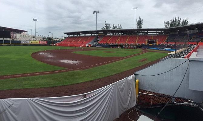 Beisbol, LMB: Se canceló tercer juego de la serie en Veracruz.