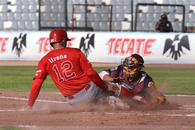 Beisbol, LMB: Gran juego de Arturo López y Diablos gana la serie a Unión Laguna