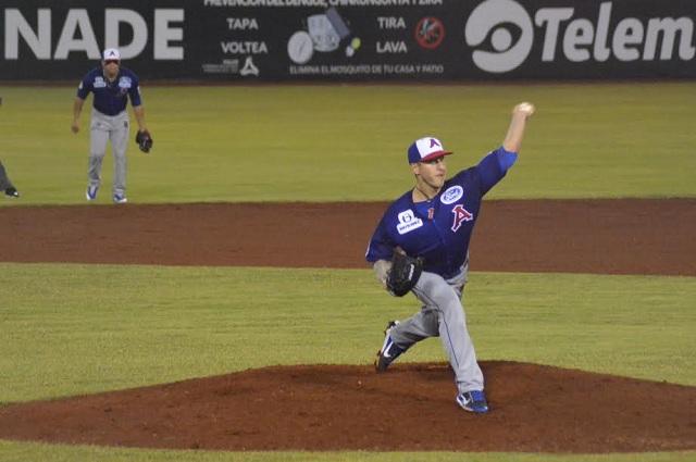 Beisbol, LMB: Brillante salida de Ryan Verdugo y Acereros blanqueó a Campeche