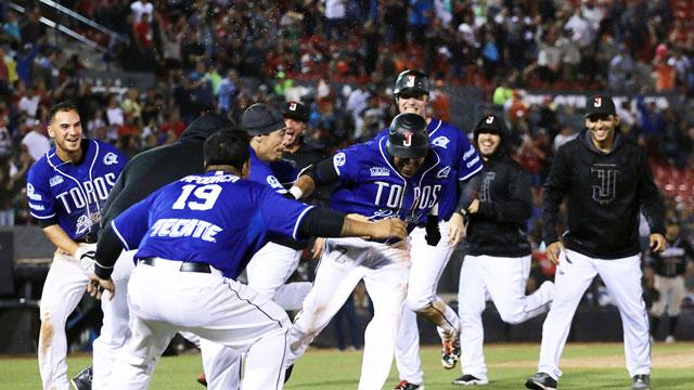 Beisbol, LMB: Espectacular regreso de Toros y Robles deja tendidos a Guerreros