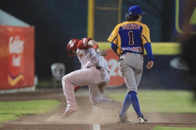 Beisbol, LMB: En entradas extras Olmecas sacaron el primero en Veracruz.