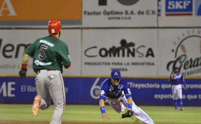 Beisbol, LMB: Buena salida de Campos y Piratas empataron la serie en Monclova.