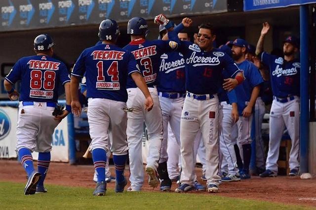 Beisbol, LMB: Julio Borbón dejó tendidos a los Saraperos y Monclova abre serie con victoria