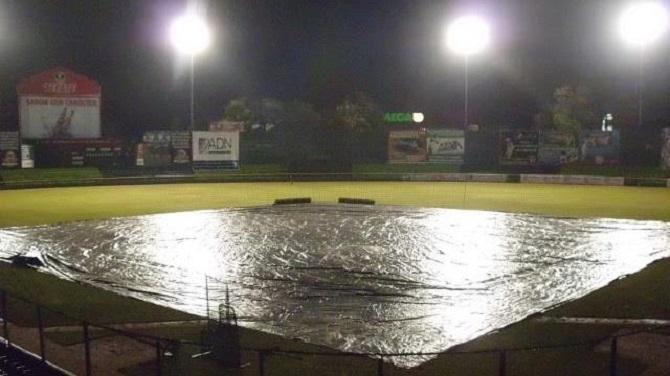 Beisbol, LMB: Se canceló el tercero entre Bravos y Olmecas.