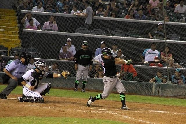 Beisbol, LMB: Madero conectó Grand Slam y Leones ganó el primero en Saltillo