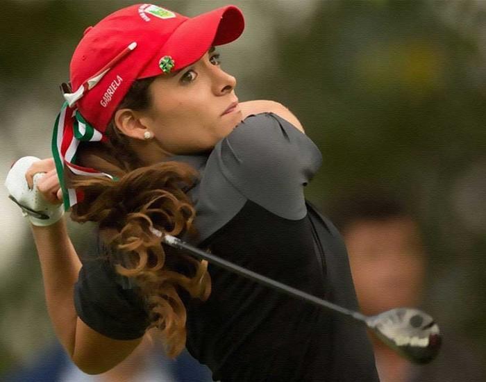 Golf: Gaby López reaparecerá en Campeonato de Arkansas