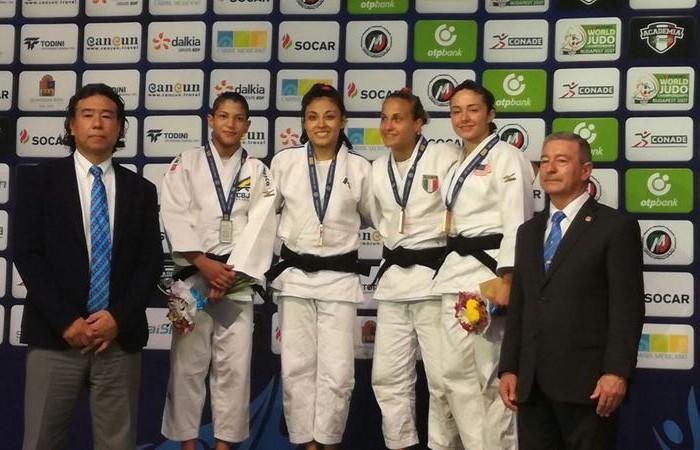 Judo: México consigue buena cosecha de medallas