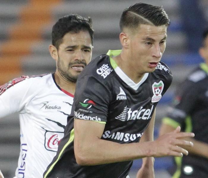 Fútbol: Mauro Lainez es nuevo refuerzo de los Xolos de Tijuana