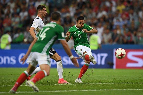 Fútbol: Marco Fabián asegura que México debe mejor en su definición