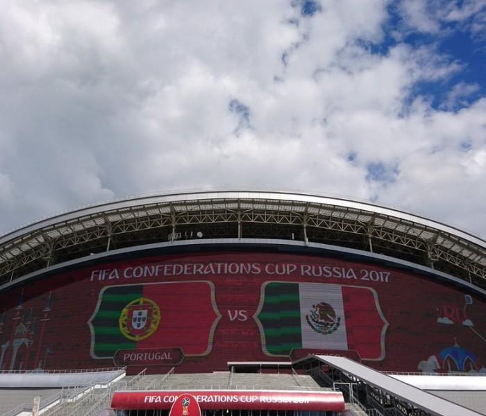 Fútbol: México y Portugal buscarán sus primeros puntos en Confederaciones
