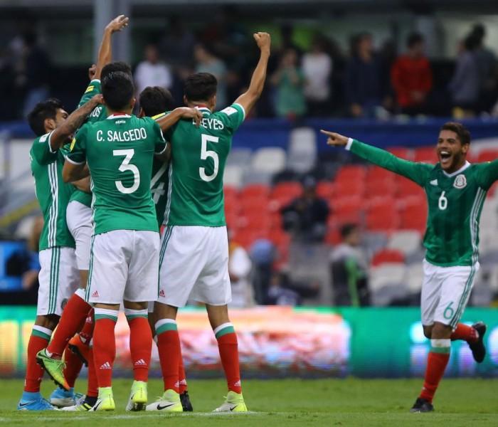 Fútbol: México continúa paso victorioso en la eliminatoria