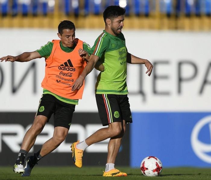 Fútbol: México respeta a Portugal no solo a Cristiano Ronaldo