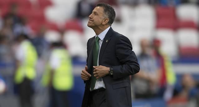 Fútbol: Osorio piensa que México merecía la victoria