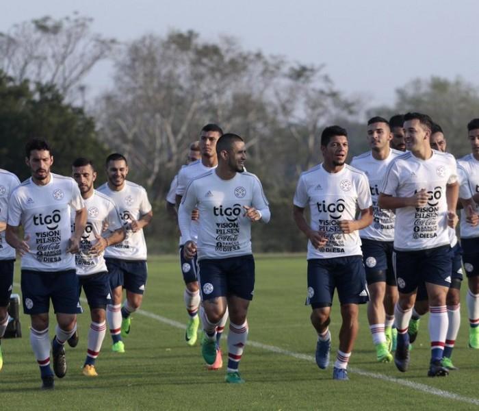 Fútbol: Paraguay, segundo rival de México rumbo a Copa Oro