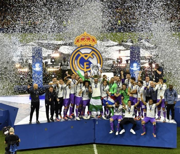 Fútbol: Real Madrid hace historia con bicampeonato de Champions