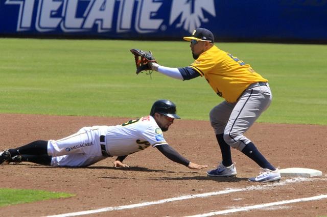 Beisbol, LMB: Rieleros y Pericos reparten victorias en la doble cartelera en Puebla