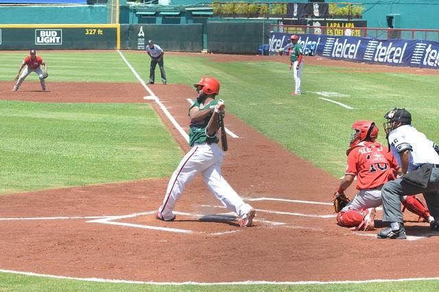 Beisbol, LMB: Rojos del Águila y Piratas dividieron honores en el Nelson Barrera