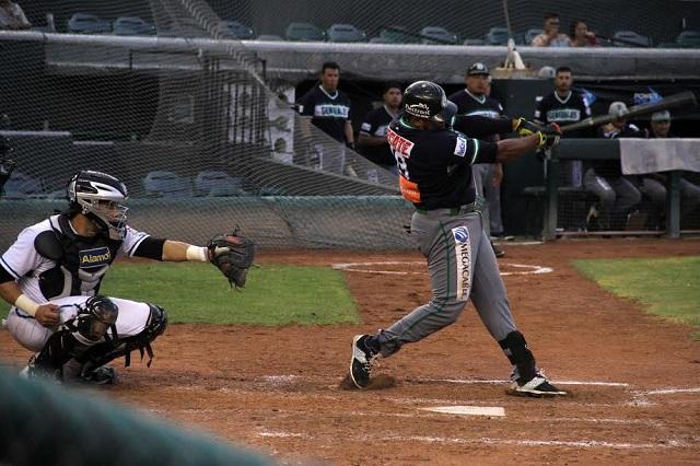 Beisbol, LMB: Dobletes le dan el triunfo a Generales en el inicio de la serie en Saltillo
