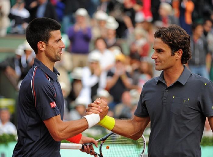 Tenis: Federer y Djokovic baten récords en Wimbledon