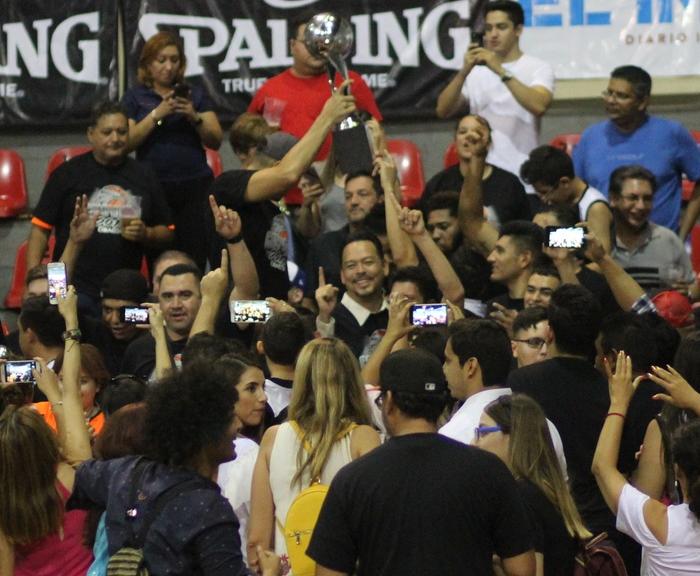 CIBACOPA, Baloncesto: Halcones logra su primer campeonato