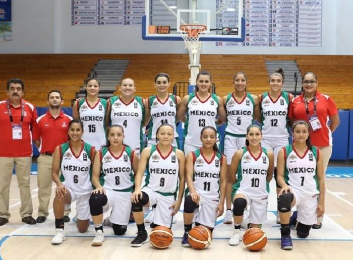 FIBA, Baloncesto: México arranca con triunfo
