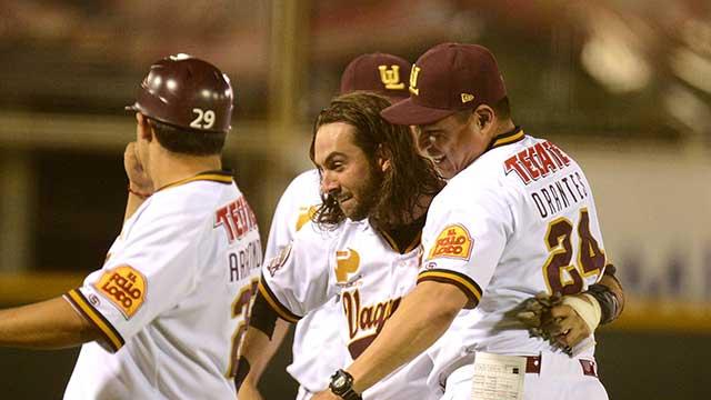 Beisbol, LMB: Lugo se vistió de héroe y en extra innings, Vaqueros venció a Monterrey