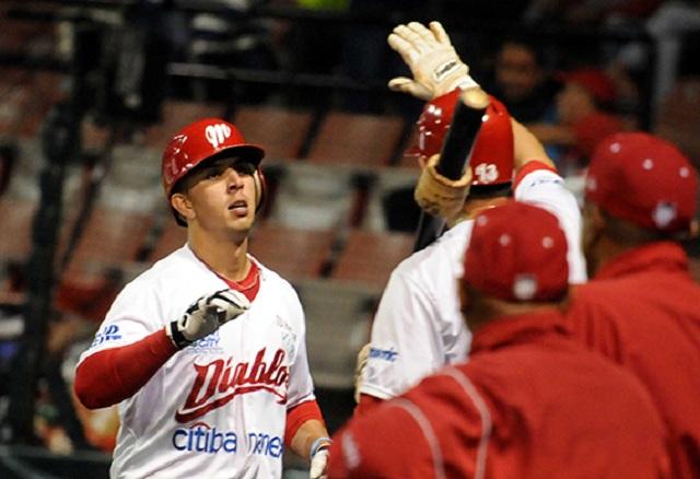 Beisbol, LMB: En duelo de ofensivas, Diablos Rojos se impuso a Acereros en el Fray Nano