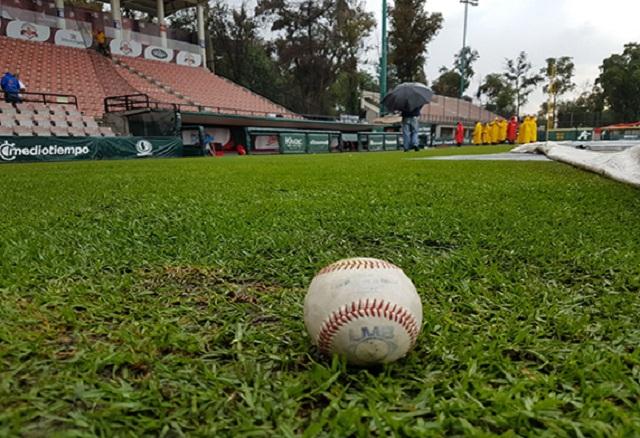 Beisbol, LMB: Debido a la lluvia, quedó cancelado el tercero de la serie entre Acereros y Diablos