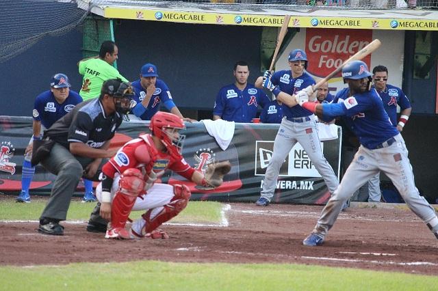 Beisbol, LMB: Emocionante choque en el puerto y Rojos del Águila dejó tendidos a Acereros