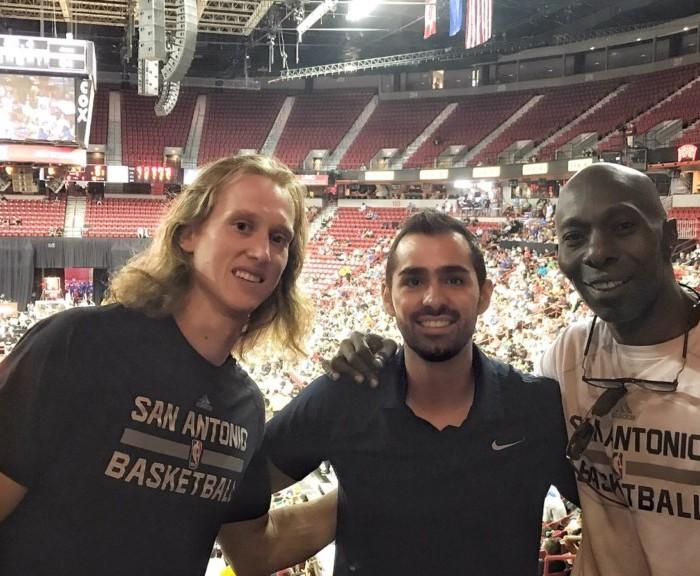 NBA, CIBACOPA, Baloncesto: Grandes actuaciones de Eric y Ledbtter