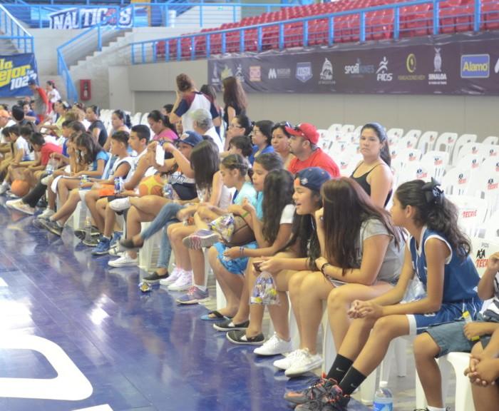 CIBACOPA, Baloncesto: Náuticos alista su tercer campamento de Baloncesto