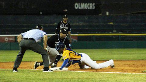 Beisbol, LMB: Guerreros blanqueó a Olmecas para igualar la serie