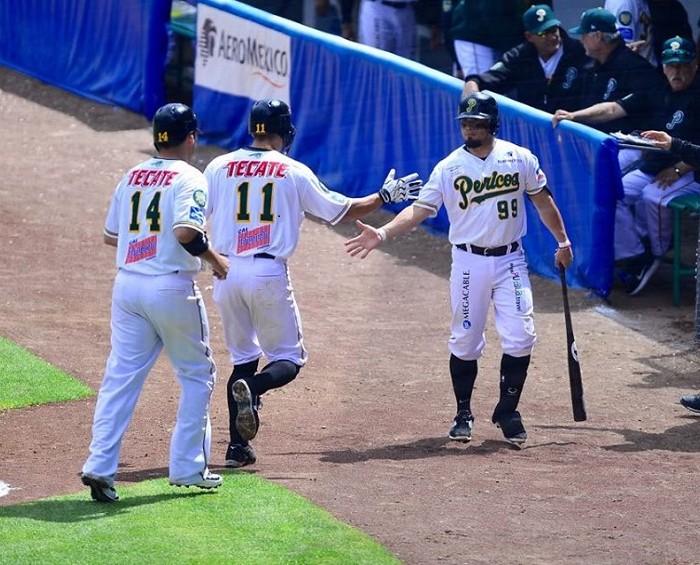 Beisbol, LMB: Pericos se quedó con la serie ante Saraperos.