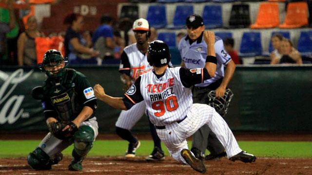 Beisbol, LMB: Pericos ganó el primero a Tigres y abrió serie con victoria en Cancún