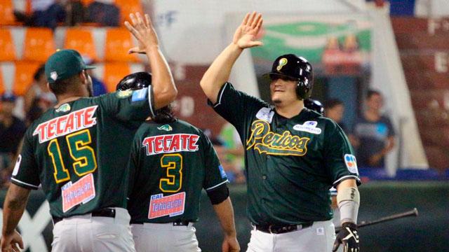 Beisbol, LMB: Buena ofensiva de Pericos y amarran la serie en casa de los Tigres