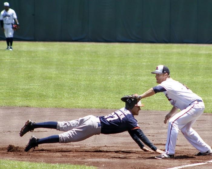 Beisbol, LMB: Tigres de QR sacaron el juego de 'la honra' ante Bravos.