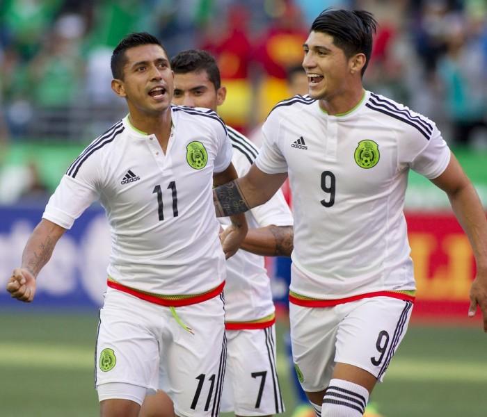 Fútbol: México termina su preparación con victoria ante Paraguay