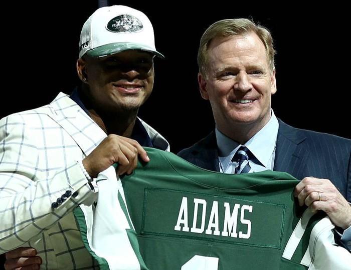 Futbol Americano:  Jets firman a Jamal Adams