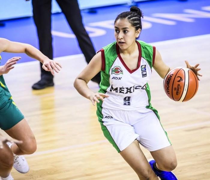 FIBA, Baloncesto: México obtiene su segundo derrota