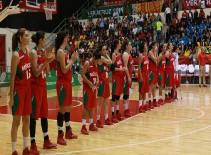 FIBA, Baloncesto: La selección mexicana está lista para el Centrobasquet