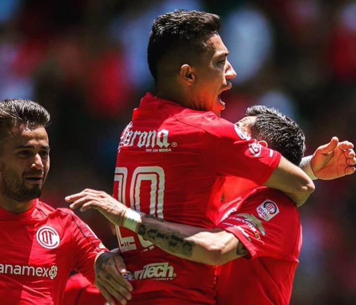 Fútbol: Uribe domó al León y comandó la victoria del Toluca