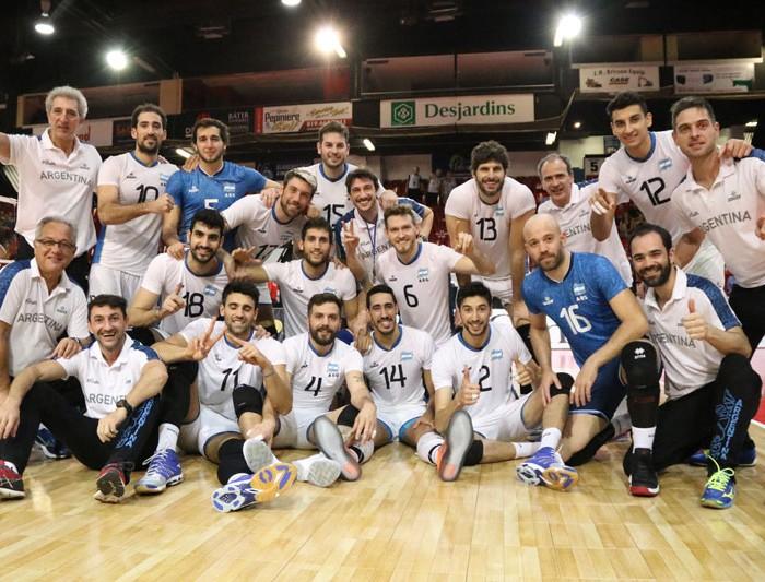 NORCECA: Argentina campeón de la Copa Panamericana
