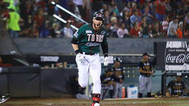 Beisbol, LMB: Toros superó a Rieleros y viajarán a Aguascalientes con la serie empatada